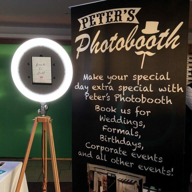 Peters Photobooth iPad Photobooth